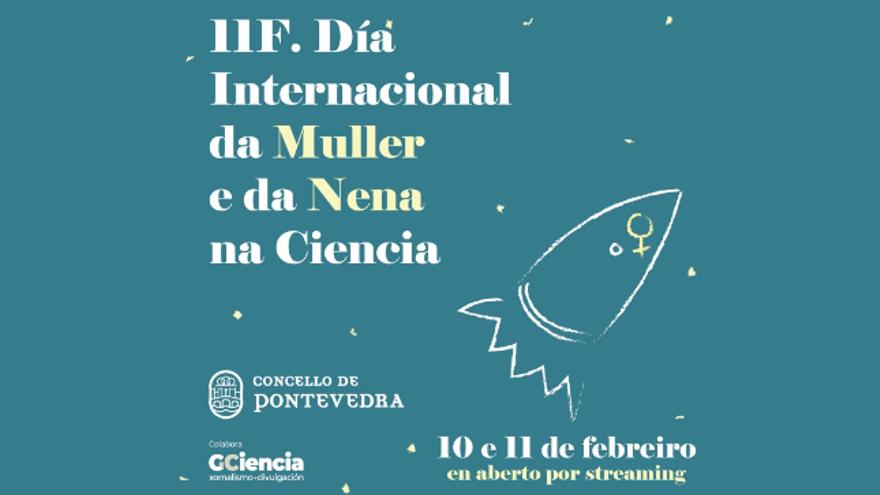 11F. Día da muller e da nena na ciencia (streaming)
