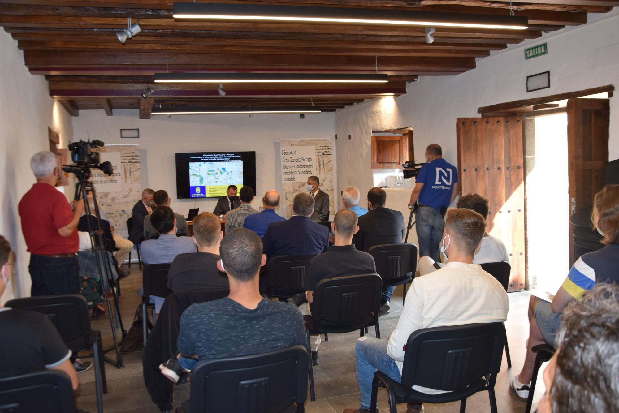 I Seminario Gran Canaria/Portugal