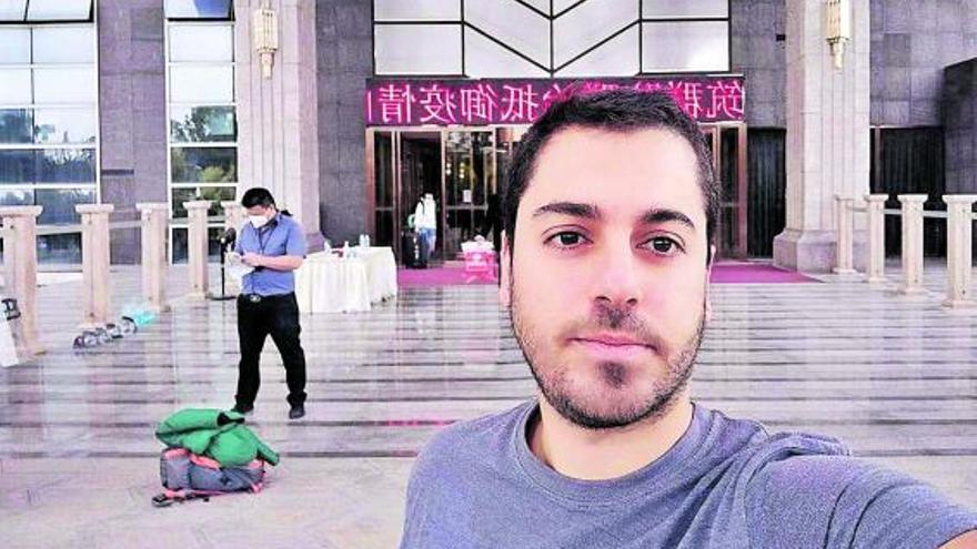 Volver a China, una realidad paralela