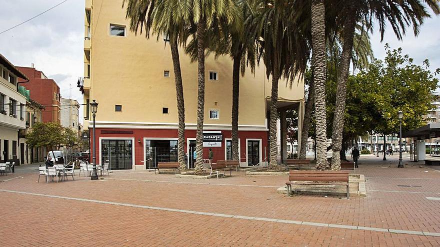 La plaza de la Armada Española se llamará de la Semana Santa Marinera