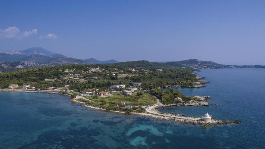 Desaparece un helicóptero de la OTAN cerca de la isla griega de Cefalonia