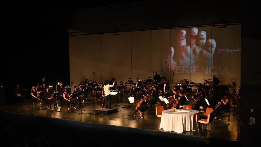 Atrio protagoniza el primer podcast sinfónico de la Orquesta de Extremadura