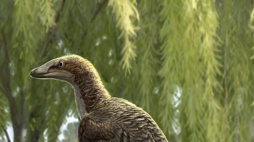 Descubren una especie de dinosaurio carnívoro en los Pirineos catalanes