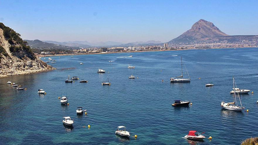 Xàbia desembolsará 683.655 euros por el balizamiento de la costa