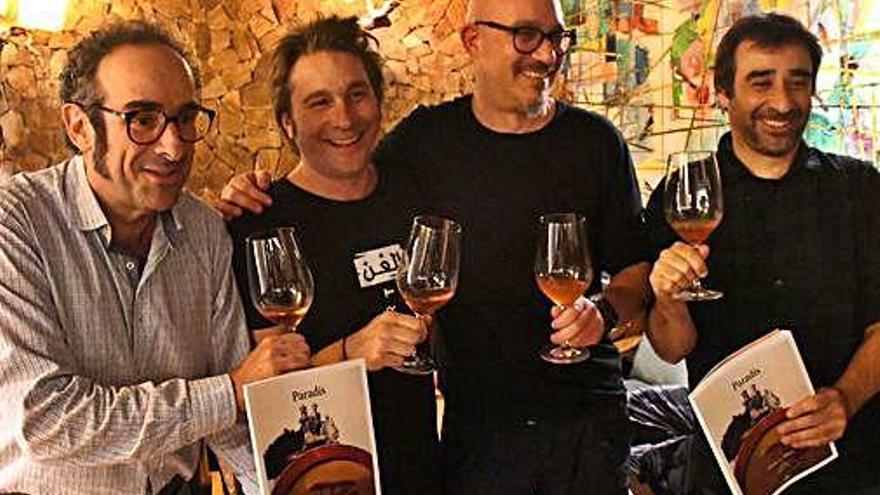 Neix «Paradís», una publicació que fusiona l'Albera, el vi i la seva gent