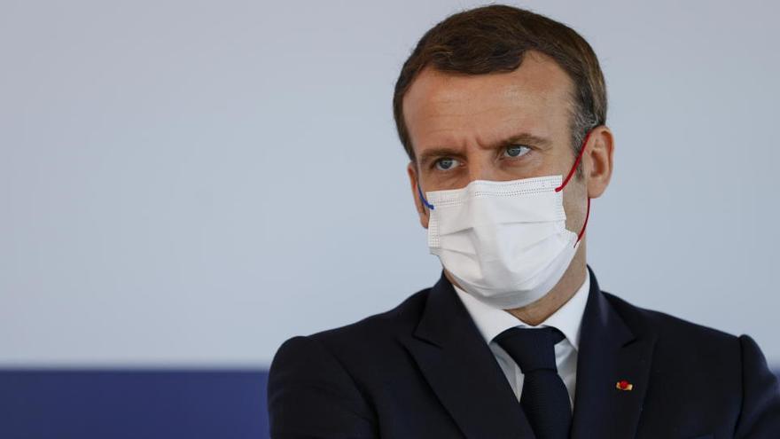 Macron crea una plataforma contra la discriminación y la violencia policial