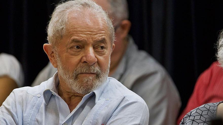 Lula prepara el terreny per disputar la presidència a Bolsonaro