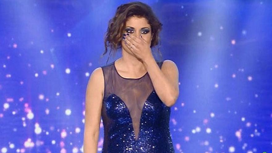 """Cristina Ramos espera """"ilusionada"""" la decisión que podría llevarla a Eurovision"""