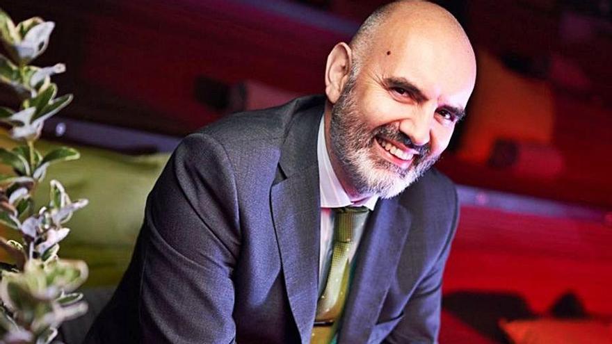Miguel García Menéndez.