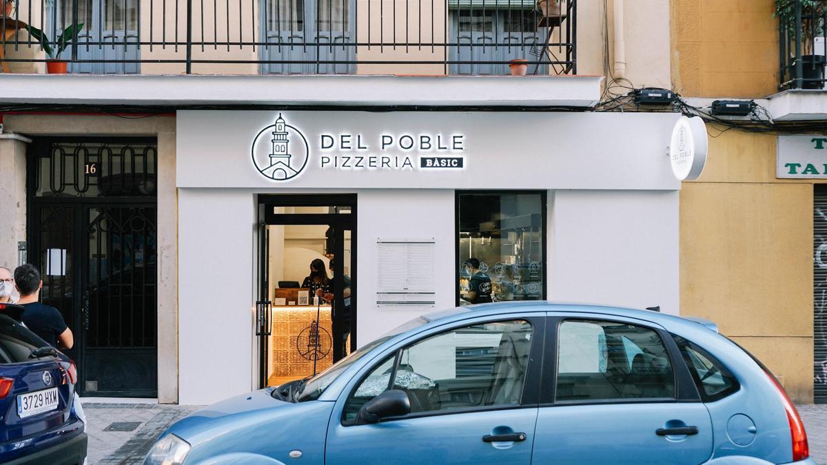Del Poble Pizzería inaugura restaurante en Madrid.