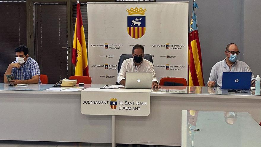 Sant Joan aprueba un paquete de ayudas de 660.000 euros para reactivar la economía