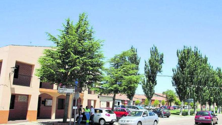 La construcción del nuevo velatorio obliga a reformar el Consistorio en Casaseca