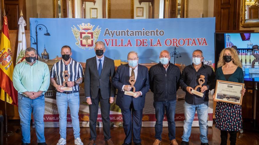 Pinolere valora el respaldo de Jerónimo Saavedra desde los inicios de la feria