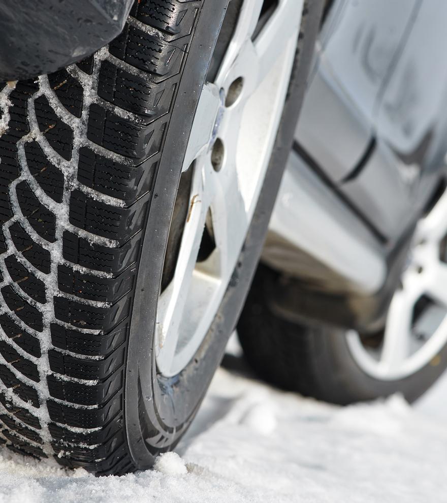 Neumáticos de invierno, la solución para una conducción segura durante los meses de frío