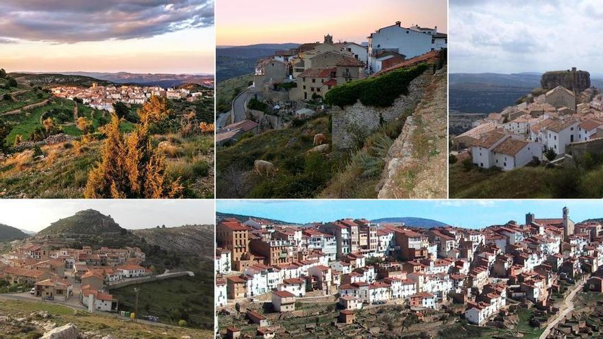 UN PASEO POR LAS NUBES   Ruta por los cinco pueblos más altos de la provincia de Castellón