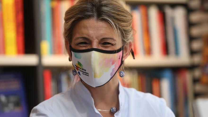 """Díaz ve """"preocupantes, inasumibles e incomprensibles"""" los recortes de empleo en la banca"""