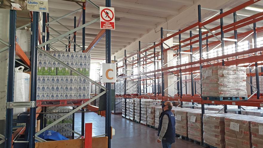 El Banco de Alimentos de Vigo recauda más de 400.000 kilos en la primera Gran Recogida Virtual, una cifra nunca antes registrada