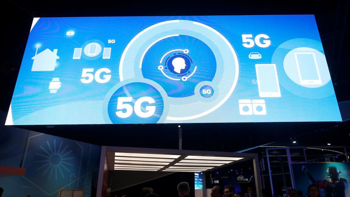 El 5G, en vías de implantación.