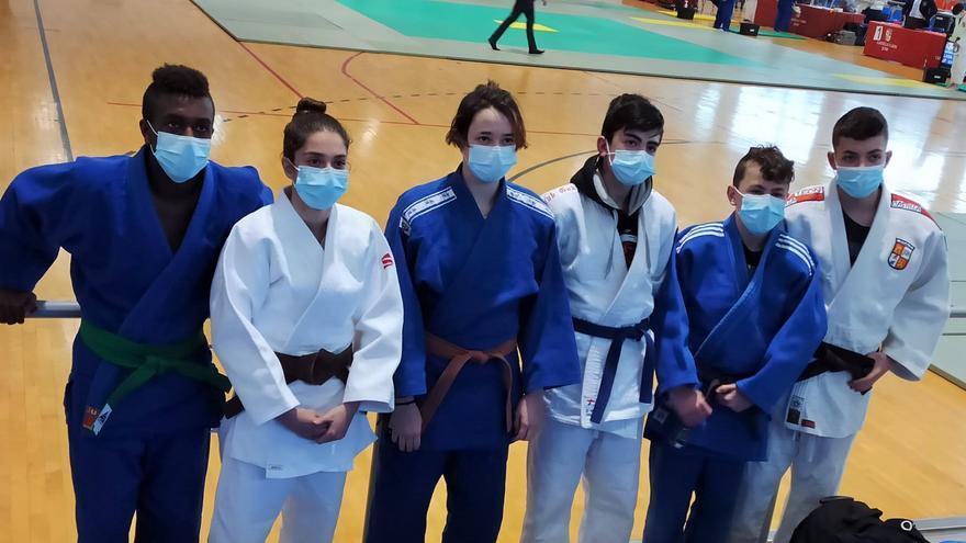 El Judo de Zamora acumula éxitos antes del Autonómico