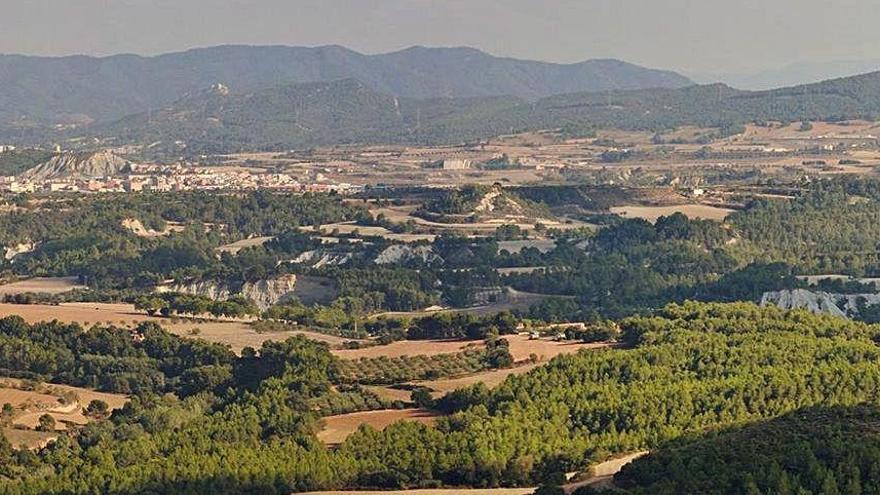 La idea inicial del pla director de la Conca d'Òdena serà presentada a la ciutadania