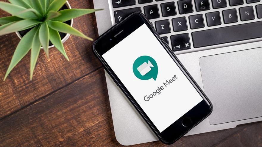 Google Meet para móviles añade los filtros durante las videollamadas