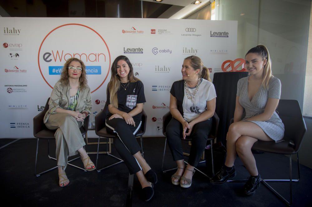 Alicia Mora, Almudena del Mar Muñoz, María Gómez del Pozuelo y Marta Alejano