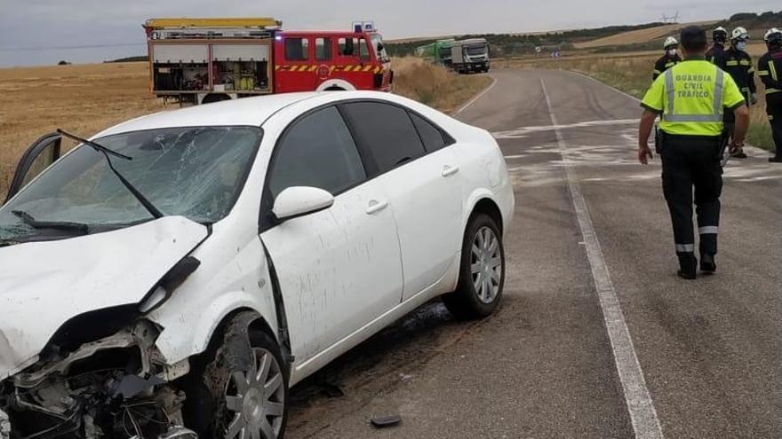 Accidente en Torres del Carrizal