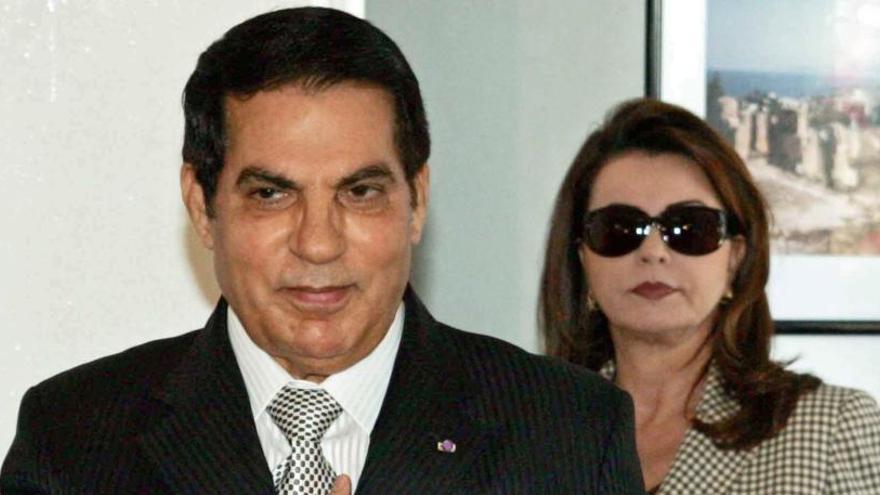 Muere el expresidente de Túnez Ben Alí a los 83 años