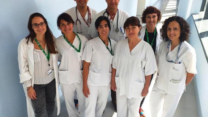 L'Hospital de Figueres fa una nova prova diagnòstica per a asma greu