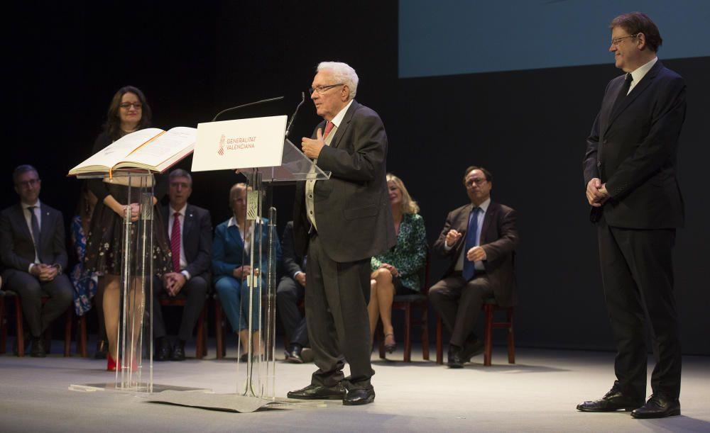 Día de la Constitución en el Teatro Principal de Alicante