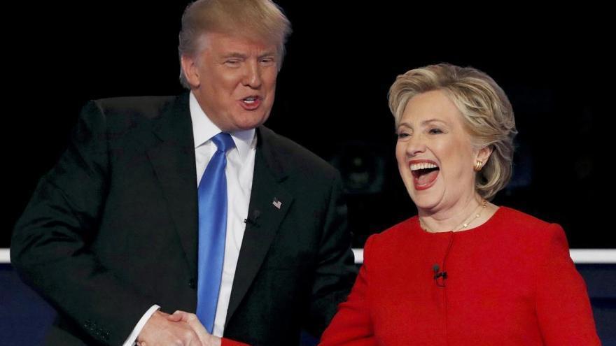 Las elecciones de EEUU, protagonistas de la parrilla