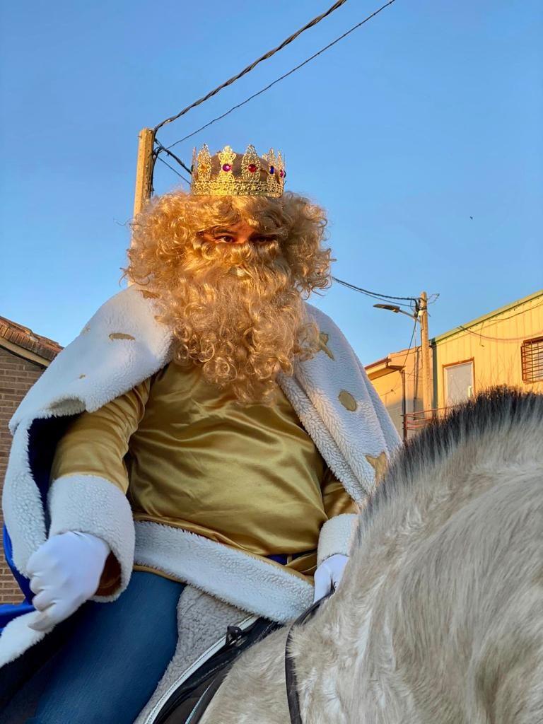GALERÍA| Las mejores imágenes de los Reyes Magos a su paso por Torres del Carrizal