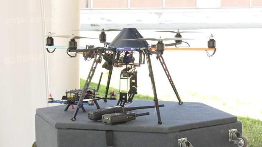 La nova unitat de drons dels Mossos serà una realitat pel Mobile
