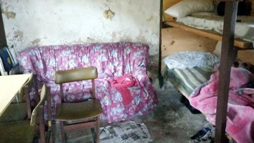 De Murcia a Cantabria con la promesa de un trabajo: vivían entre ratas, sin luz y explotados laboralmente