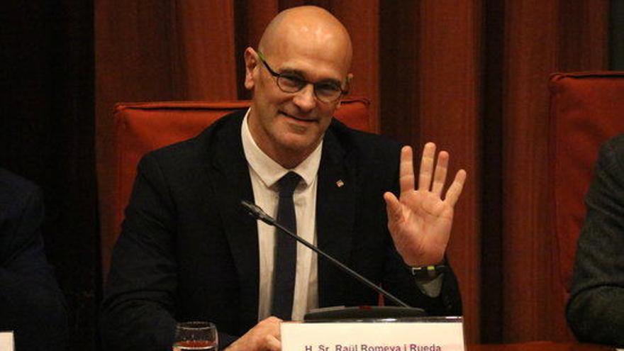 L'exconseller Raül Romeva ha demanat l'amnistia
