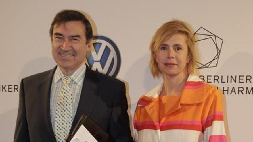 Pedro J. Ramírez i Ágatha Ruiz de la Prada se separen