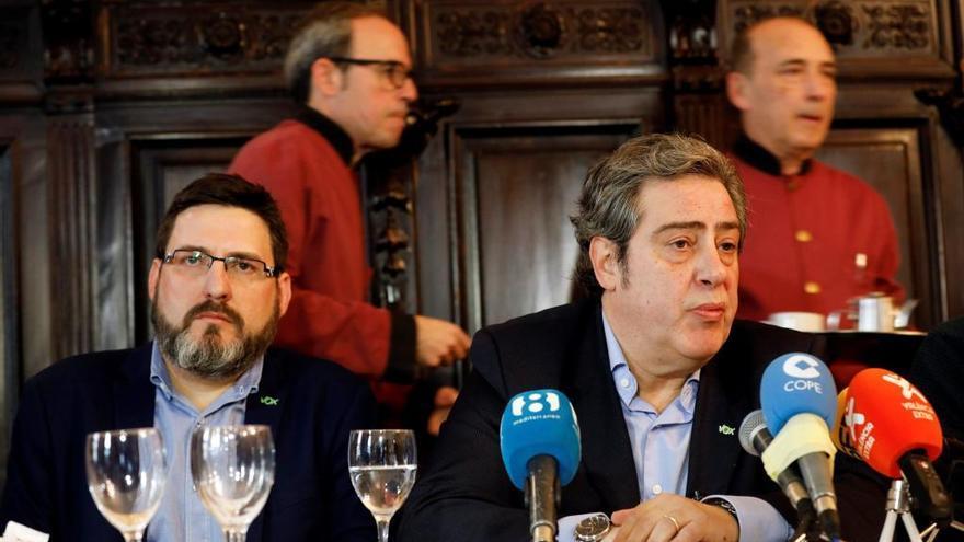 José Mª  Llanos, un profesor de Derecho en política