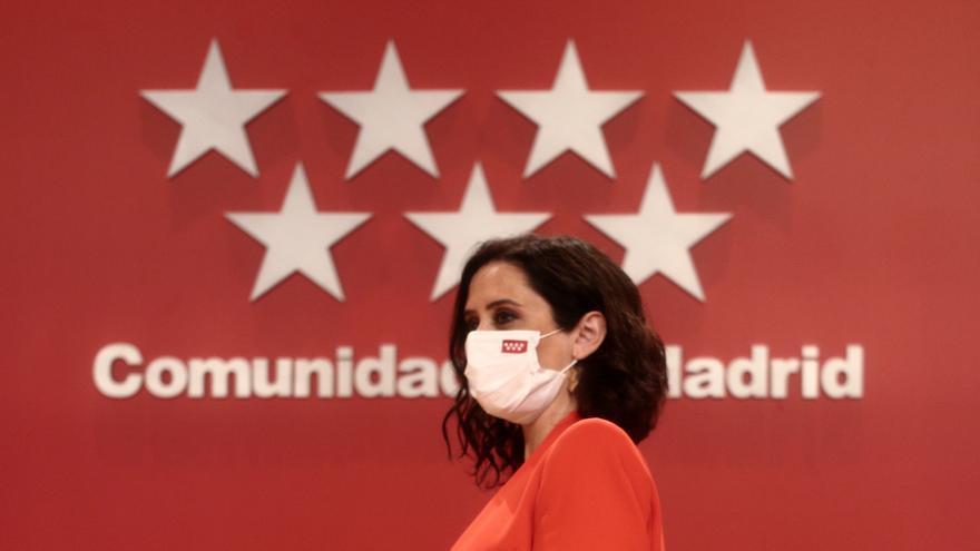 """Ayuso: """"España me debe una, que hemos sacado a Pablo Iglesias de la Moncloa"""""""