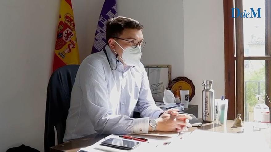 Entrevista a Llorenç Bauzá, presidente de la Asociación de vecinos de Establiments