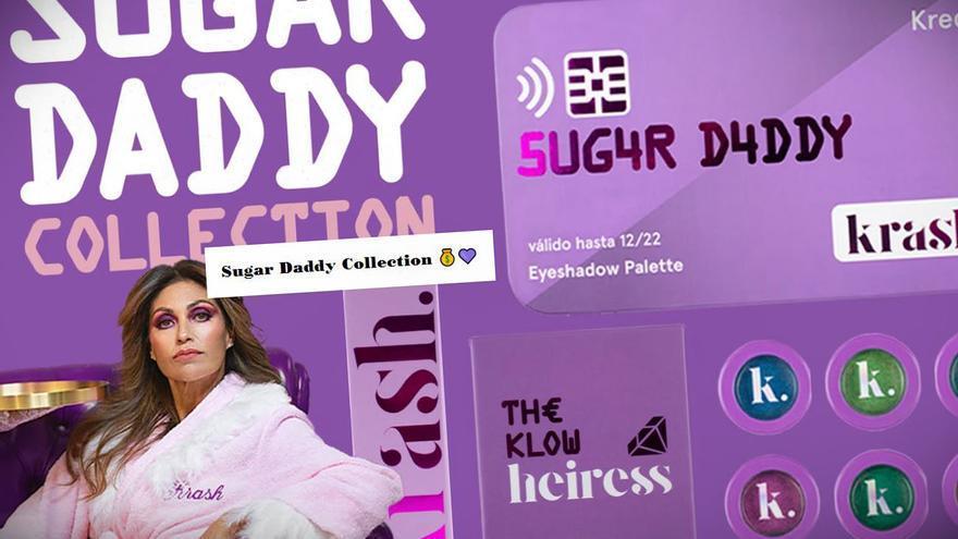 FACUA pide retirar el maquillaje Sugar Daddy de Krash por blanquear la prostitución