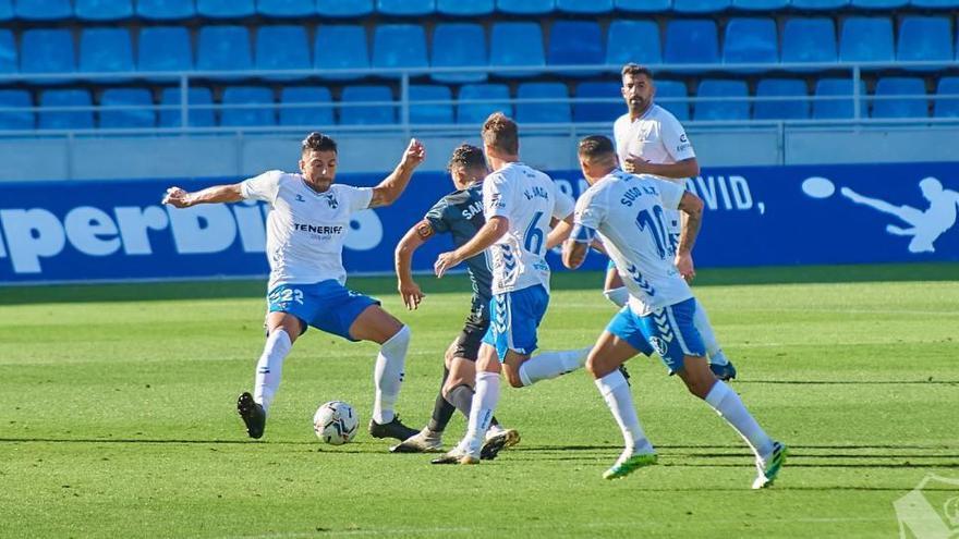 Directo   CD Tenerife - RCD Espanyol