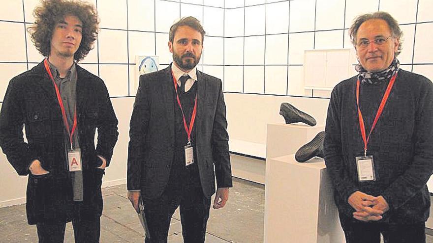 Horrach Moyà, L21 y la Fran Reus, la representación de Mallorca en ArcoMadrid