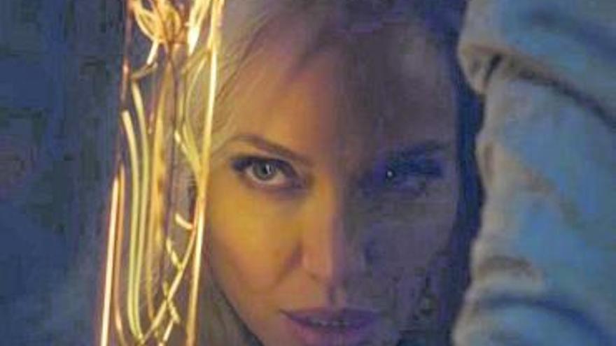 Marvel revela imágenes de 'Eternals', rodada en Canarias