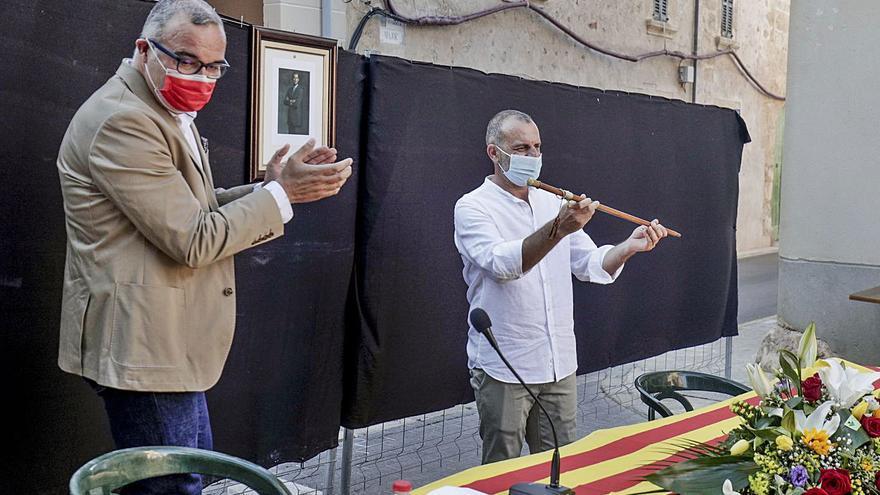 Riutort toma el relevo del socialista Urraca en la alcaldía de Santa Eugènia