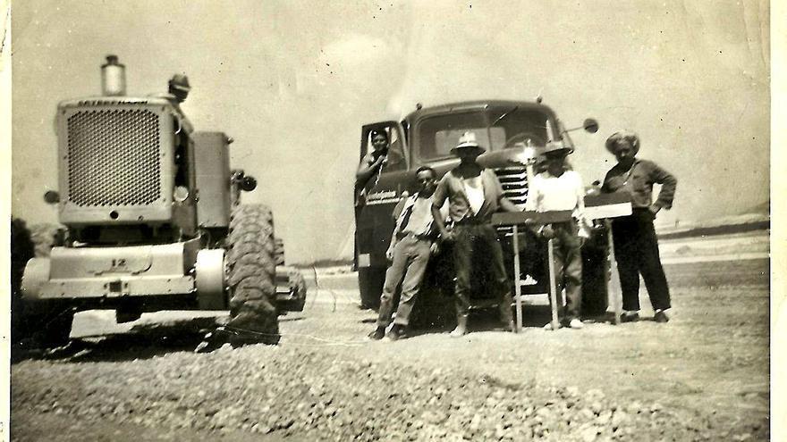 La vida en Elche hace 80 años