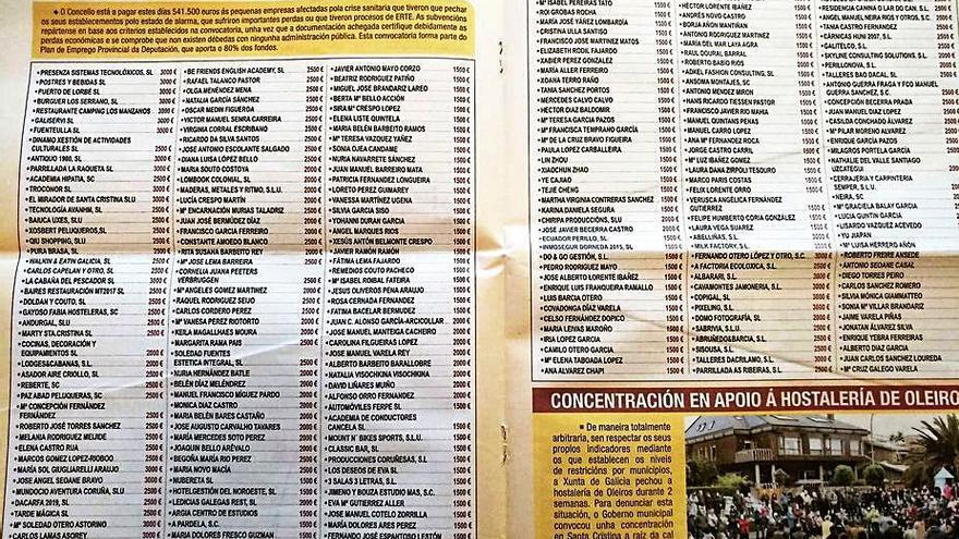El PSOE denuncia la publicación de nombres de beneficiarios del plan de rescate y su falta de pago