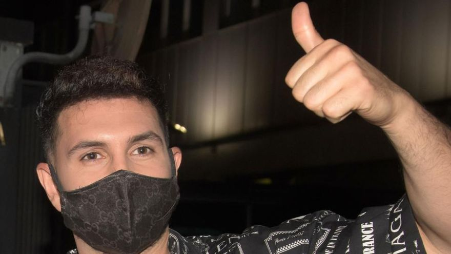 Cancelan un concierto de Omar Montes por negarse a ponerse una mascarilla