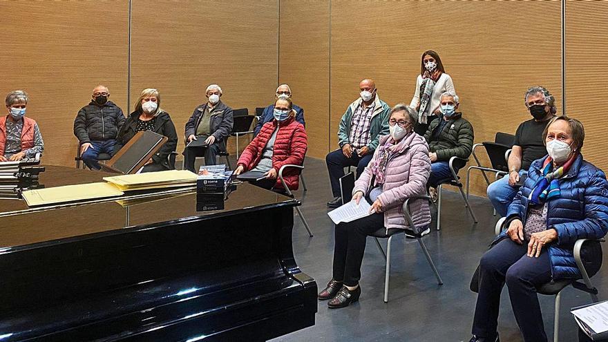 """""""Aires de Candás"""" vuelve a entonar"""