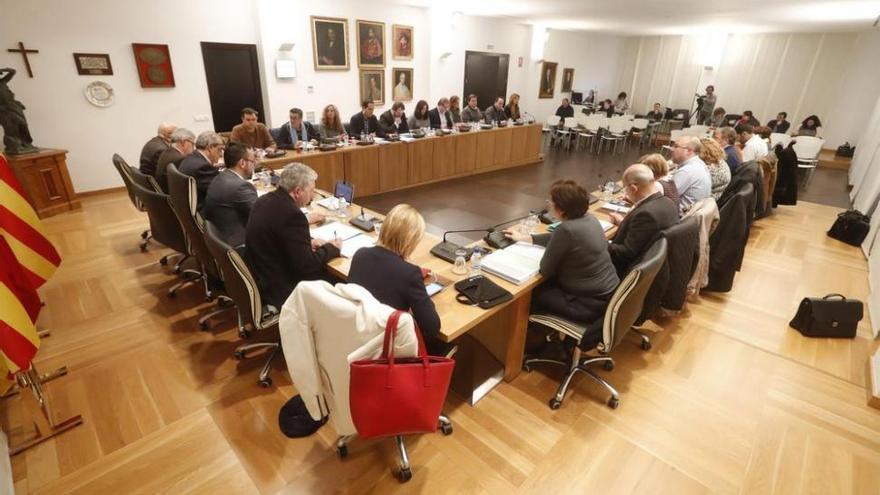 Vila-real recurre para reclamar 6,5 millones de fondos europeos