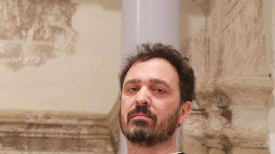 José C. Vales estará este viernes en la biblioteca de la Candelaria